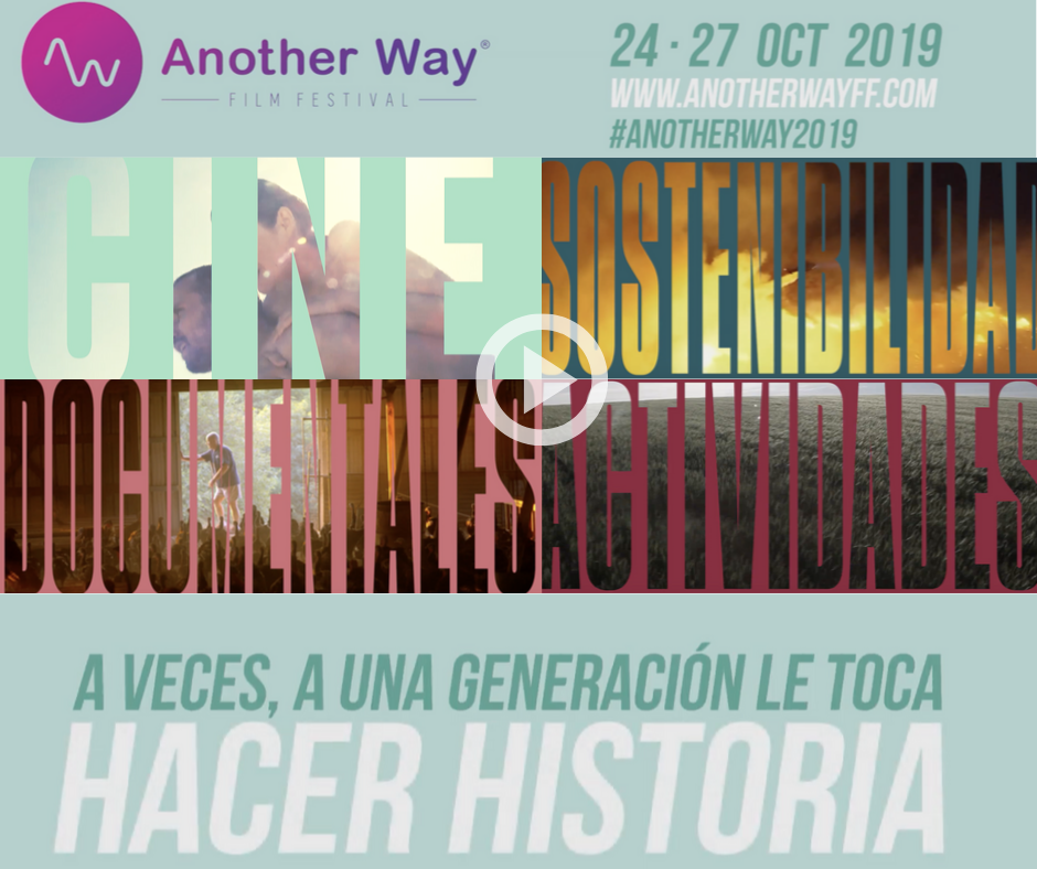 Another Way Film Festival, the referential festival about sustainable development that takes place from the 24th to the 27th of October in Madrid has announced the program of its fifth edition.