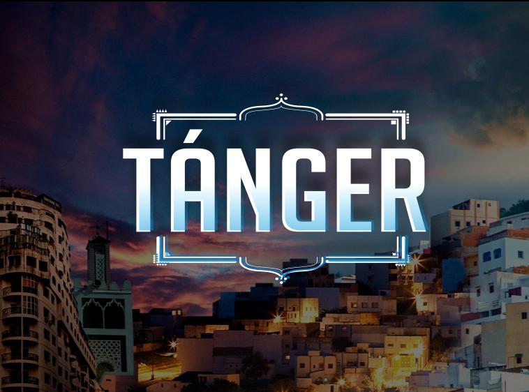 Proyecto Tánger, serie de ficción